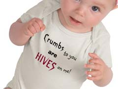 Hives In Toddlers