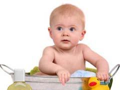 Organic Baby Bath Products